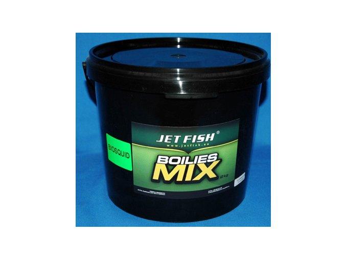 Jet Fish Boilie směs Biosquid