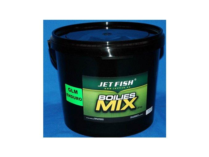 Jet Fish Boilie směs GLM Enduro