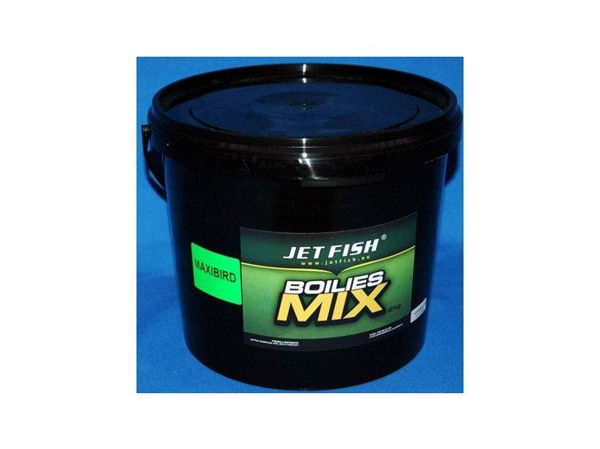 Jet Fish Boilie směs Maxibird