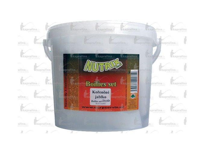 Carpservis set na výrobu boilies Nutrix Profi