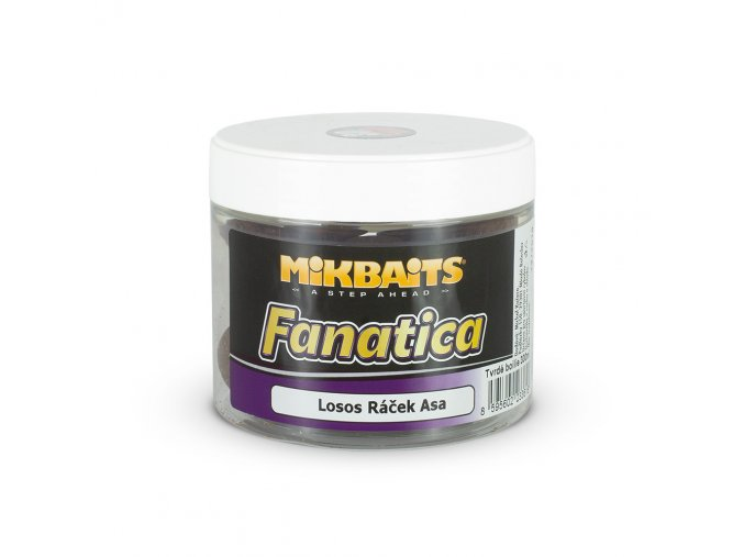 Mikbaits extra hard boilie Fanatica 300ml