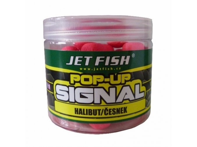 Jet Fish plovoucí boilies Signal Pop-Up 16mm 60g
