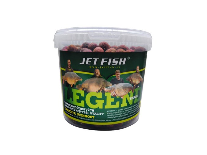 Jet Fish Boilies Legend Range 3kg/20mm