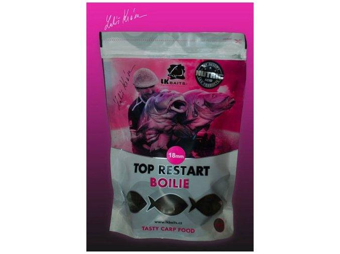 LK Baits boilieTop ReStart Nutric Acid