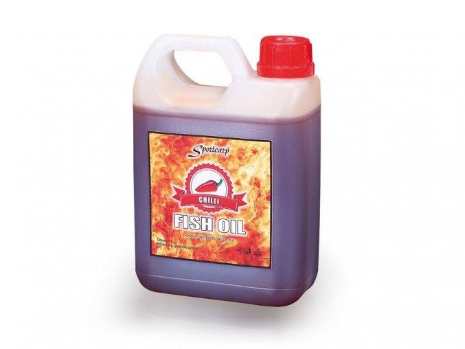 Sportcarp Chilli Fish Oil