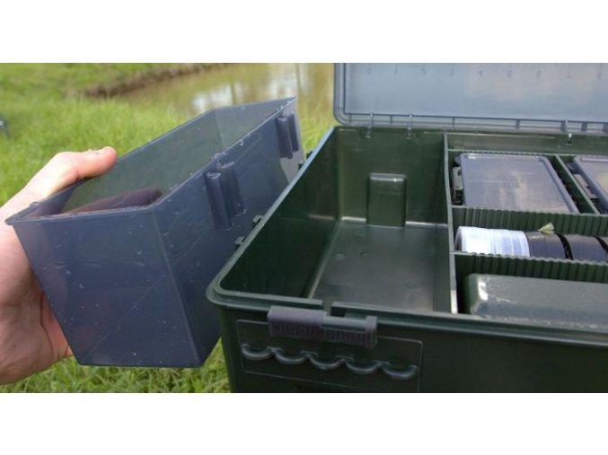 Nash Range Boxlogic Rig Station Testing Tank