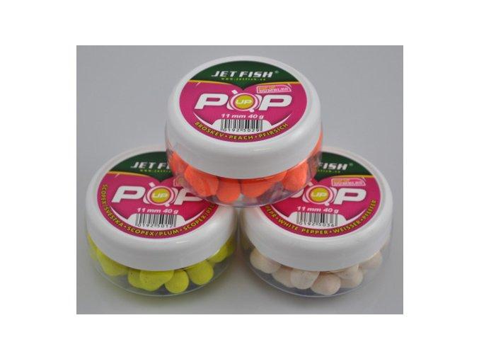 JET Fish plovoucí válečky Pop-Up Dumbels 11mm