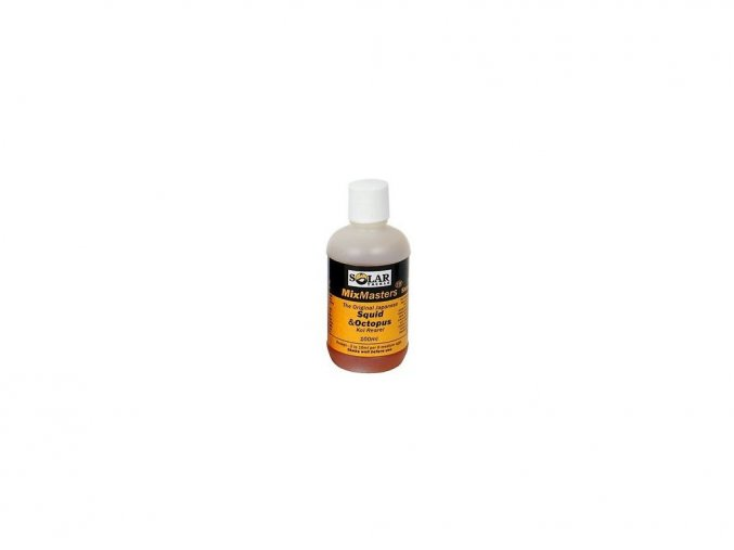 SOLAR Tackle Esence Mixmaster Squid and Octopus Koi rearer 100 ml