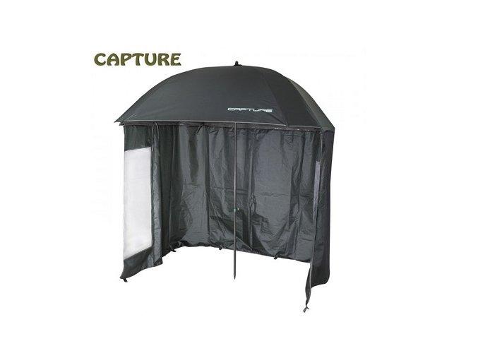JAF Capture Deštník s bočnicemi Evolution 210T New 2,2m