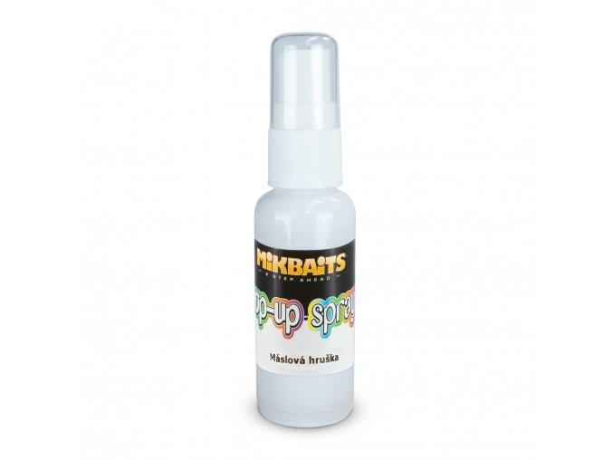 Mikbaits Fluo spray 30ml - Máslová hruška