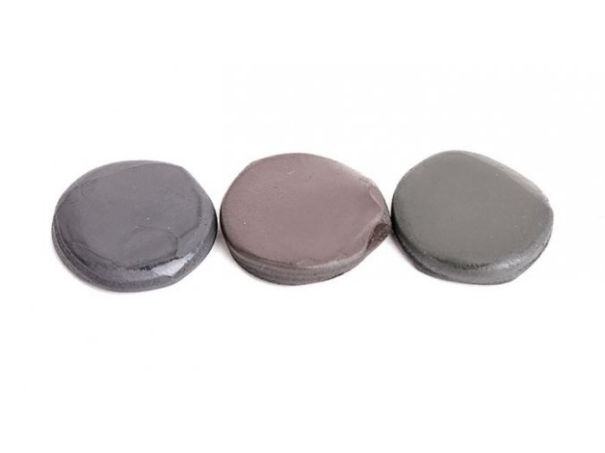 Nash plastické olovo Cling-on tungsten putty green