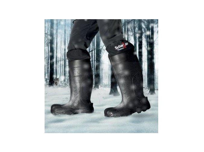 Camminare Holínky Syberian Thermal –50°C vel.43