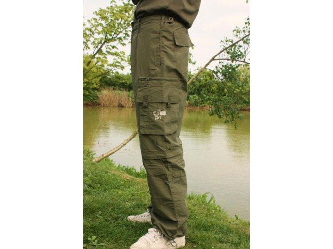 Nash výprodej - kalhoty Combat Trousers Long