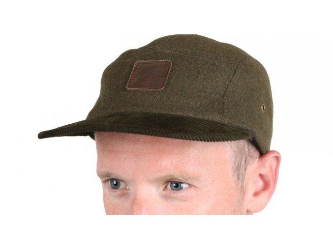 Nash čepice s kšiltem ZT 5 Panel Cap