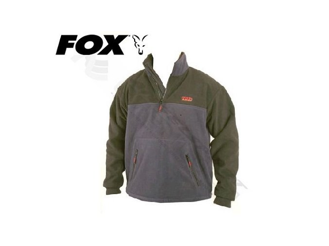 Fox mikina Match Fleece Pullover
