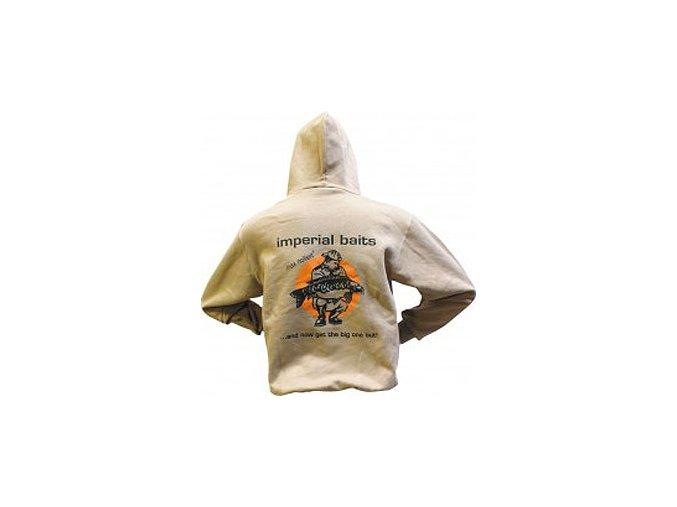 Imperial Baits mikina s kapucí vel. L