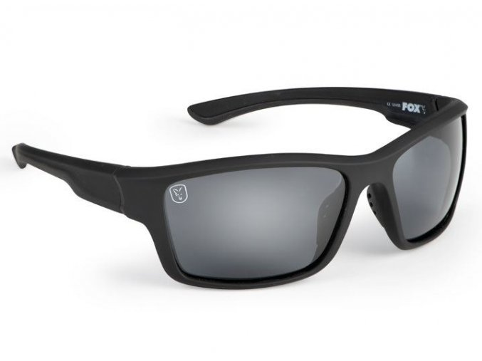 fox bryle sunglass matt black with grey lensematt black with grey lense