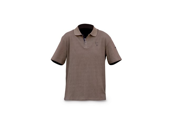Fox polokošile Polo Shirt Brown vel. S