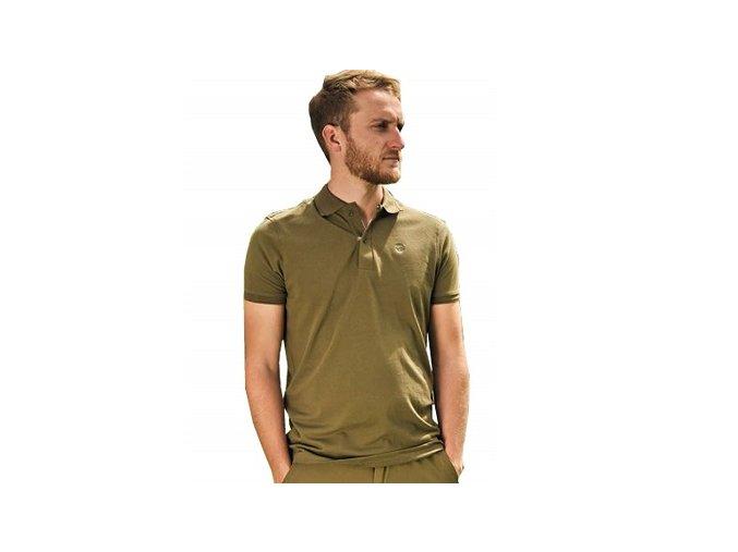 Korda polotriko olivové Polo Shirt