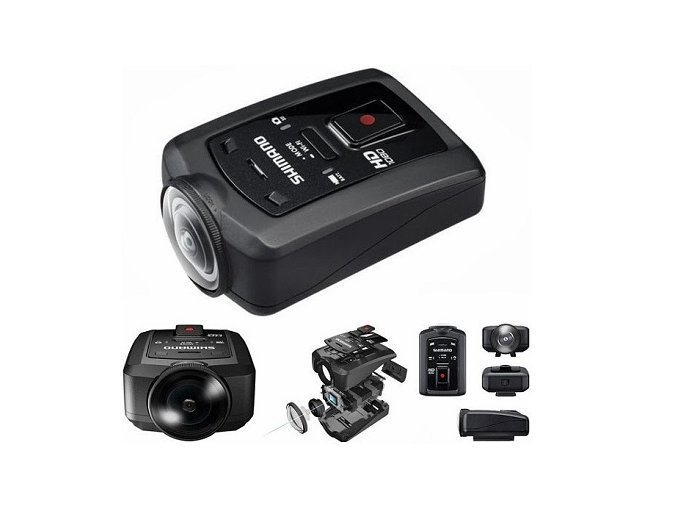 Shimano podvodní kamera CM1000 Sports Camera