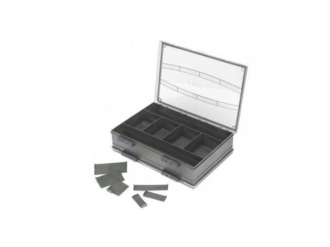 Fox plastový organizér F box large double
