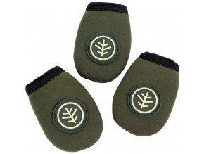 Wychwood Ochrana očka prutu Neoprene 50mm Butt Protectors (3ks v balení)