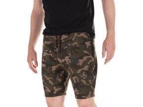 fox kratasy camo jogger shorts