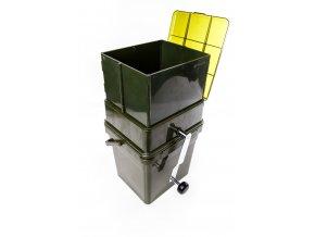 RidgeMonkey Rozšiřovací násypka pro drtičku Advanced Boilie Crusher