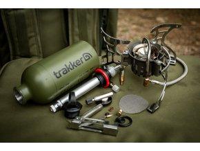 Trakker Set - Armolife Multi Fuel Stove