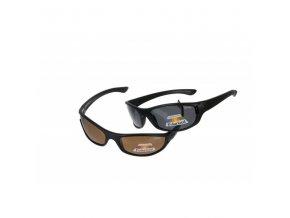 Brýle proti slunci Pol-Glasses 4 varianta: jantar