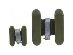 Anaconda H –bojka Cone Marker, se zátěží, army zelená, 6,5 x 8 cm