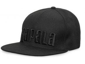 Rapala kšiltovka Black Flat Brim Cap
