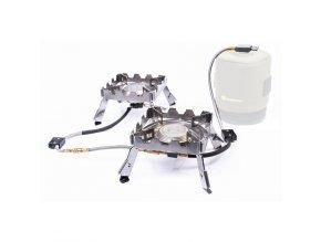 RidgeMonkey Vařič Quad Connect Pro Full Kit
