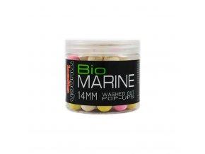 Munch Baits plovoucí boilie Bio Marine washed pop ups