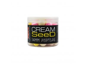 Munch Baits plovoucí boilies Cream Seed washed pop ups