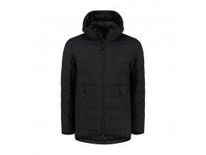 thermolite puffer jacket black 1