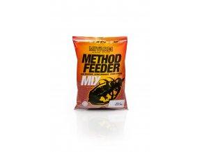 Mivardi Method feeder mix - Krill & Robin Red