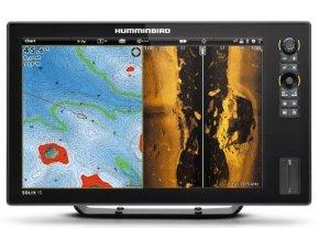 Humminbird SOLIX 15 CHIRP MEGA SI GPS - ROZBALENO