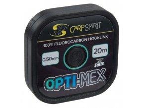 Carp Spirit Opti-Mex Flurocarbon 20 m/0,35 mm/8,2 kg čirý