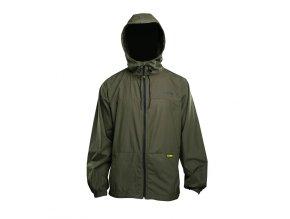 RidgeMonkey Bunda APEarel Dropback Lightweight Hydrophobic Jacket Green Velikost M