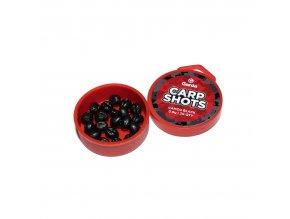 Garda Carp Shots - Carp Shots camou black 0,9g 20ks