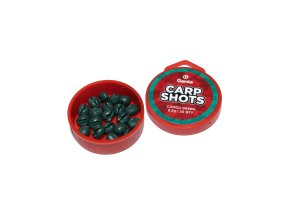 Garda Carp Shots - Carp Shots camou green 0,9g 20ks