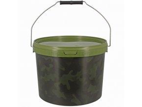 NGT Kbelík Medium Camo Bucket 10L