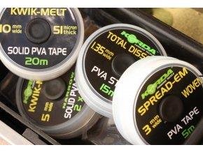 Korda PVA páska Kwik-Melt 5 mm 2x20 m