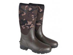 fox holinky camo neoprene boots