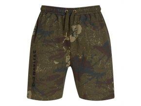 Navitas: Kraťasy Identity Camo Jogger Shorts Velikost L