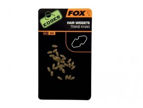 Fox gumové stopery Edges Hair Widgets