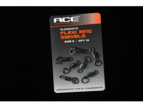 ACE obratlíky Flexi Ring Swivels