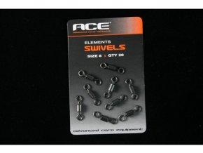 ACE obratlíky Swivels