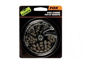 Fox sada návazcových zátěží Edges Kwik Change Pop Up Weight Dispenser
